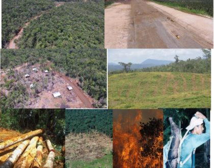 Sierra Madre: Threats to its Ecological Services